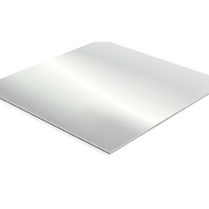 sheet aluminum / for the aerospace industry / corrosion-resistant