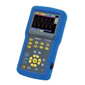 digital oscilloscope / 2-channel / portable / for the aeronautical industry