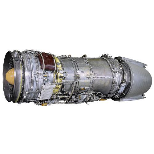 100 - 200kN turbofan