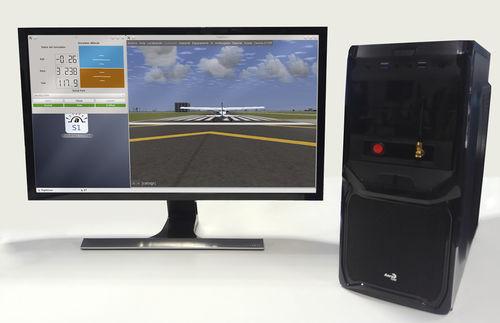 drone simulator / training / PC-based