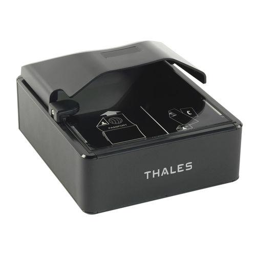 passport document reader - Thales