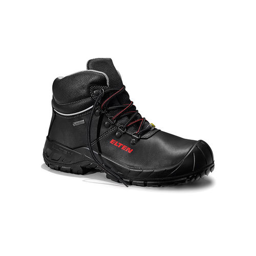 steel toe-cap safety shoes / non-slip / ESD / with anti-penetration sole