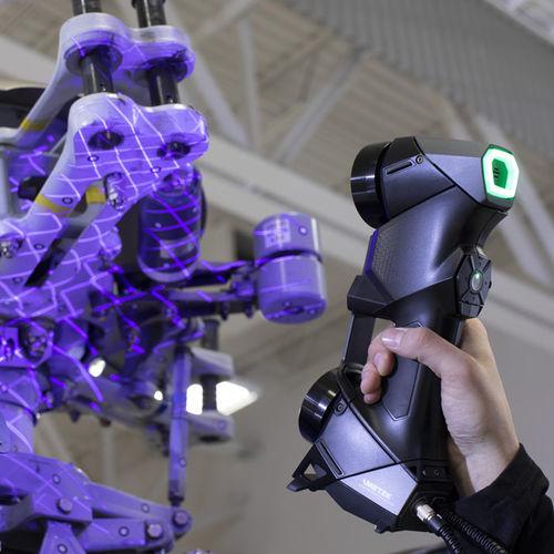 MRO 3D scanner - Creaform