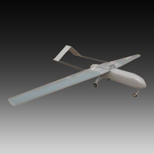 surveillance drone / photography / mapping / fixed-wing