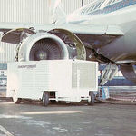 aircraft air conditioning unit / mobile