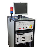 conformity test bench / for electronic material / automatic / aeronautical