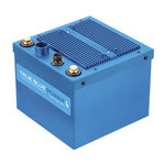 aircraft battery / lithium-ion / lead-acid / 26,4V