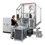 temperature testing machine / tensile strength / materials / automatic