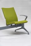 airport beam chairs / multiplace / metal