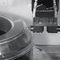 vertical disc grinding machine