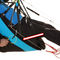 paragliding reversible harness