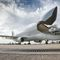 long-range commercial cargo aircraft / 150 t  + / with turbojet