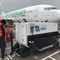 mobile ground power unit / for aircrafts / AC/DC / runway