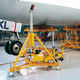 aircraft jack / tripod / pneumatic
