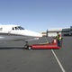 towing tug / towbarless / for aircraft / electric