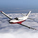 6-seater private plane / turboprop / single-engine