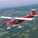 2-person ULM aircraft / 4-stroke engine / instructional / single-engine