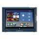inflight entertainment aircraft cabin display / HD / touch screen