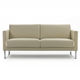 airport lounge sofa / modular / fabric / leather