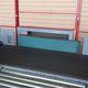 horizontal conveyor diverter / vertical / for airports / baggage
