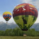 tourism hot-air balloon / 0 - 5 Pers.