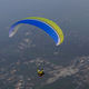 performance paraglider / sport / intermediate / single place
