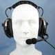 general aviation headset / for pilots / noise-reduction / corded