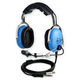 helicopter aviation headset / for general aviation / for pilots / noise-reduction