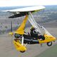 two-seater ultralight trike / piston engine