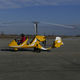 two-seater gyrocopter / 2-stroke engine / open canopy