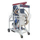 surface treatment shot blasting machine / aeronautical / mobile