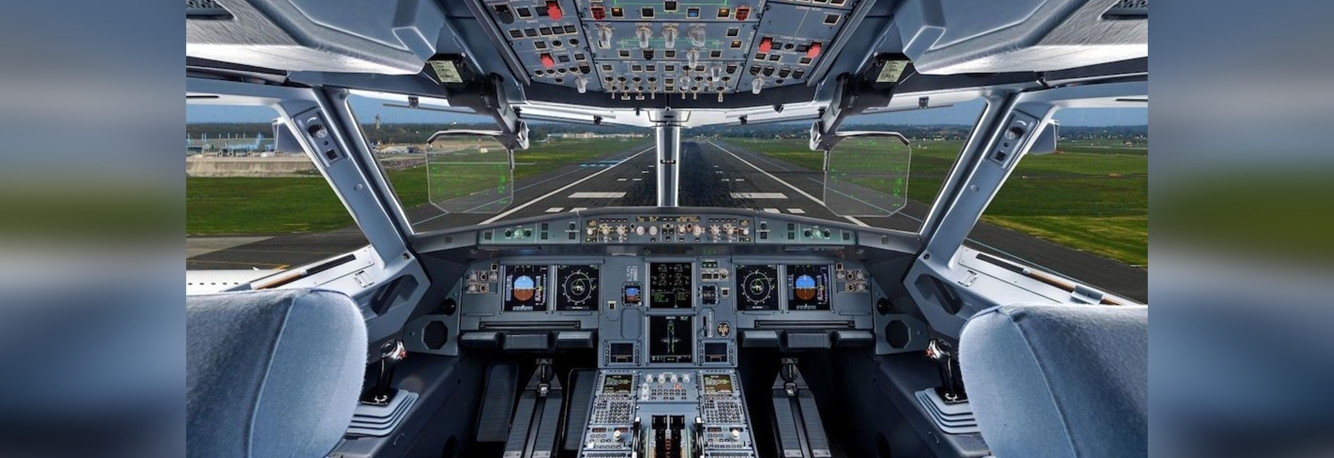 Airbus is Developing a New Enhanced Flight Vision System Option for A320s