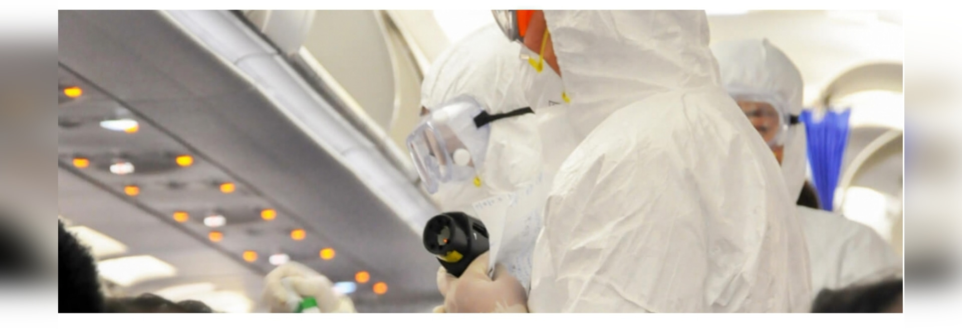 Airports take action against Chinese coronavirus spread