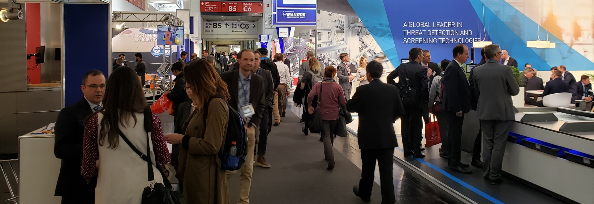 Avro GSE attends Inter Airport Europe Expo