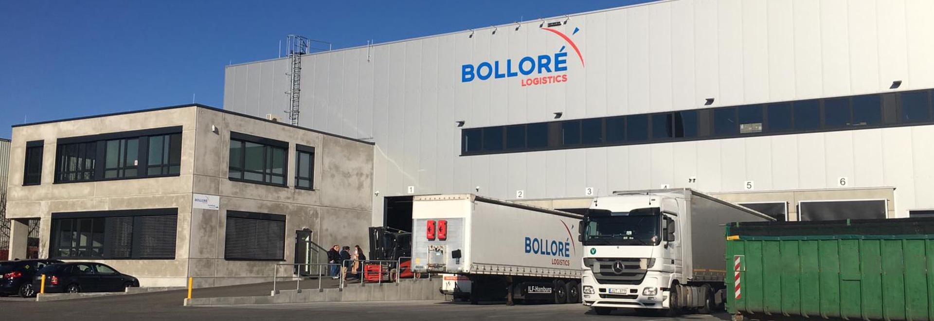 Bolloré Logistics opens new dedicated aerospace warehouse in Hamburg