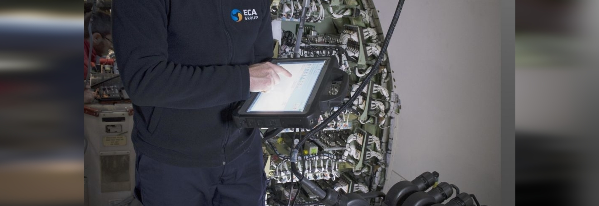 ECA Group supplies testing solutions for aircraft in production