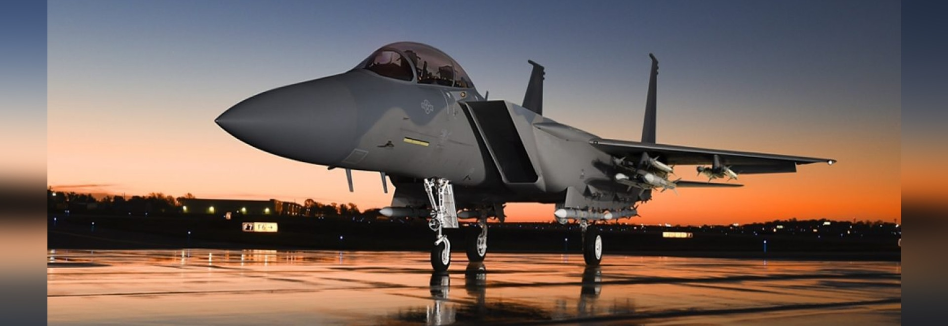 Elbit Systems selected to supply structural components for the F-15