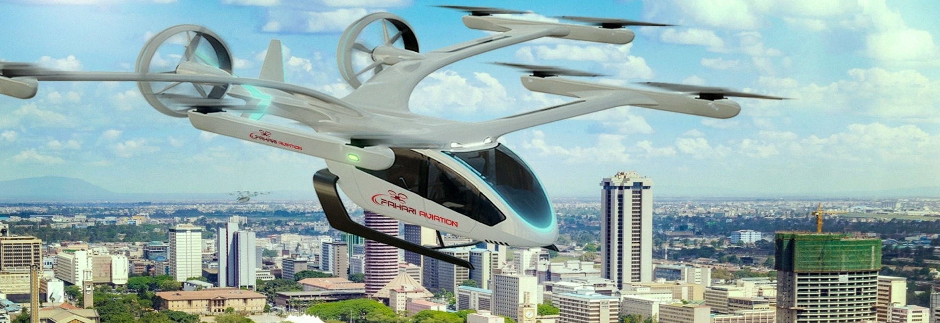 Embraer's Eve and Kenya Airways partner on the future of Urban Air Mobility