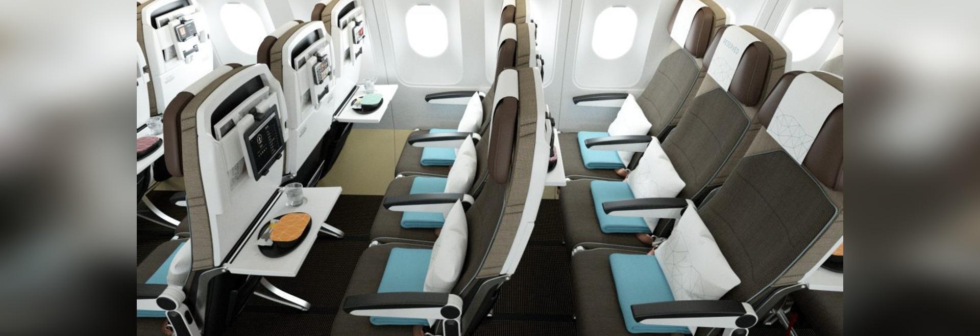Etihad Ditches Seatback Screens in Economy Experience Overhaul (en anglais)
