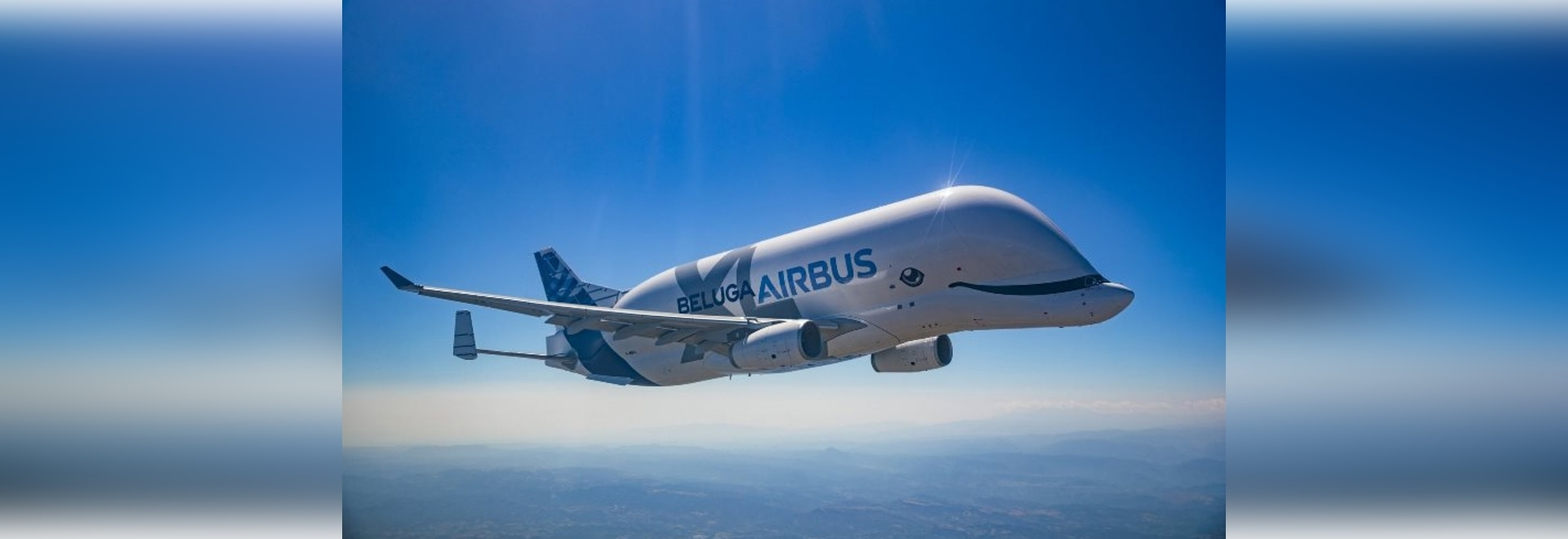 First of six Airbus BelugaXL aircraft enters service