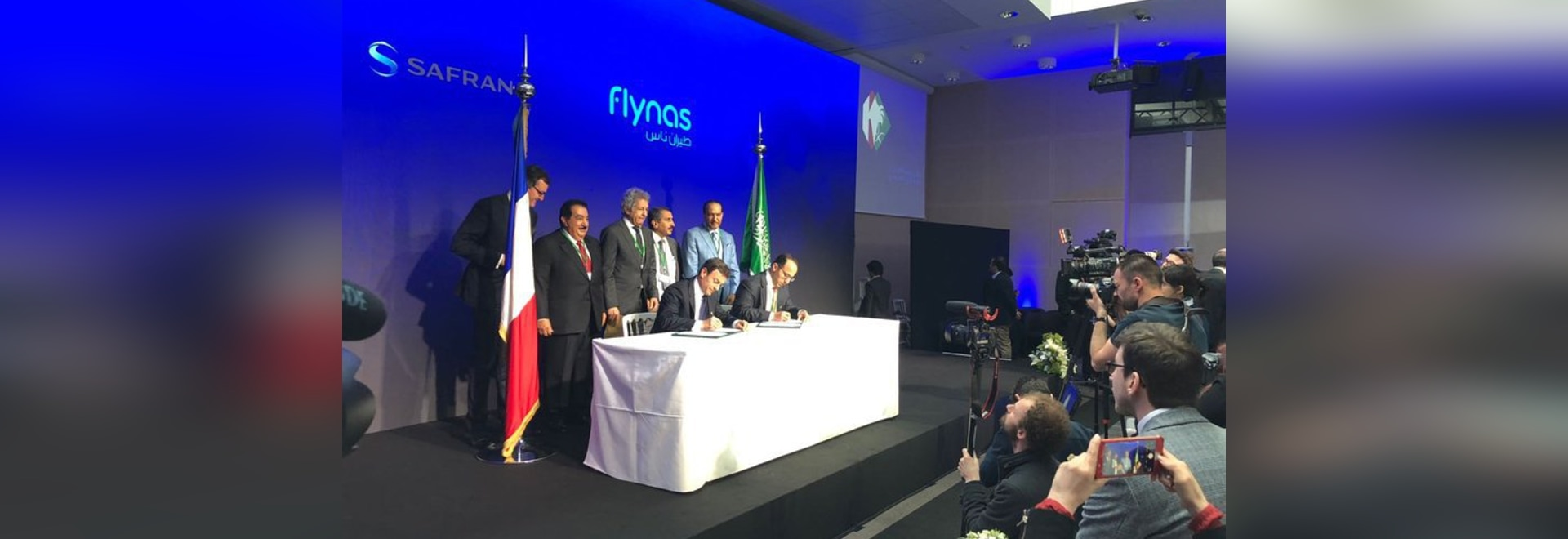 flynas Signs Agreement with CFM International for LEAP-1A engines