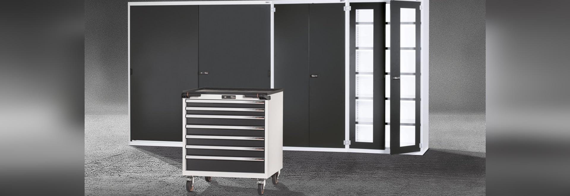 Hoffmann Reveals New Garant Gridline Workshop Cabinets 1