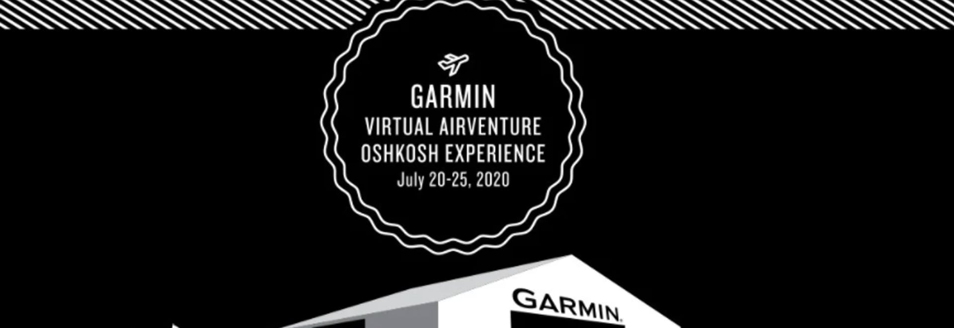 Join the party in Garmin's virtual hangar for at least one of the events sponsored for Spirit of Aviation Week 2020.