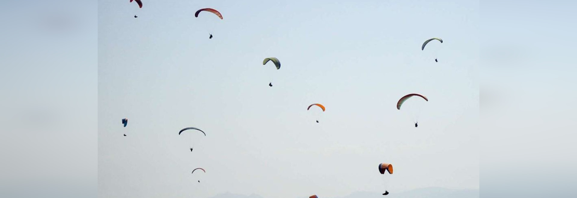 Karmaflights: Paragliding the Himalayas to raise money for earthquake-recovering Nepal