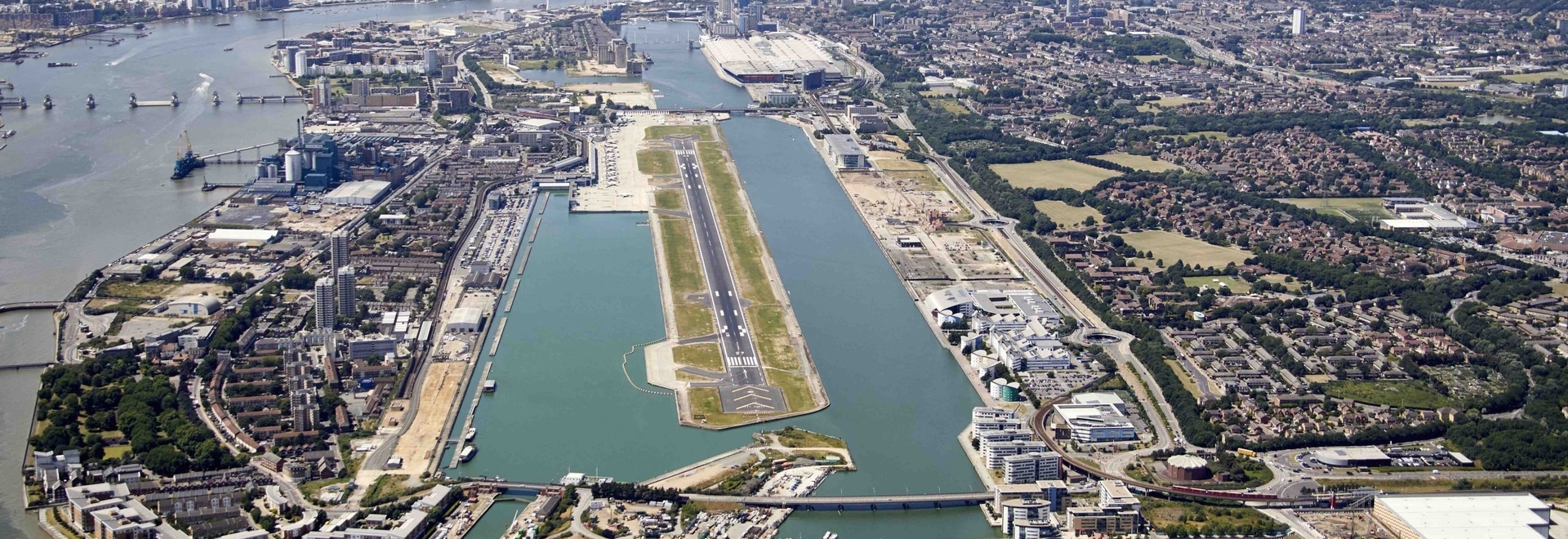London City Airport launches new community support programme