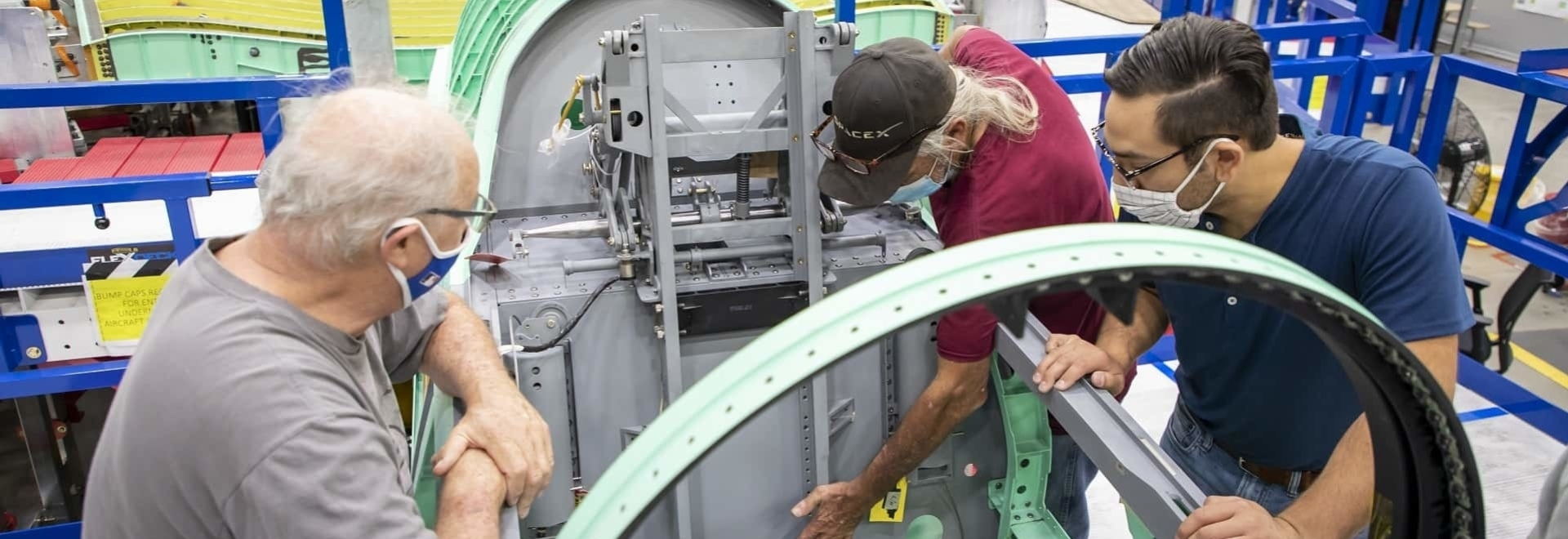 NASA reveals inside the X-59 quiet supersonic jet cockpit