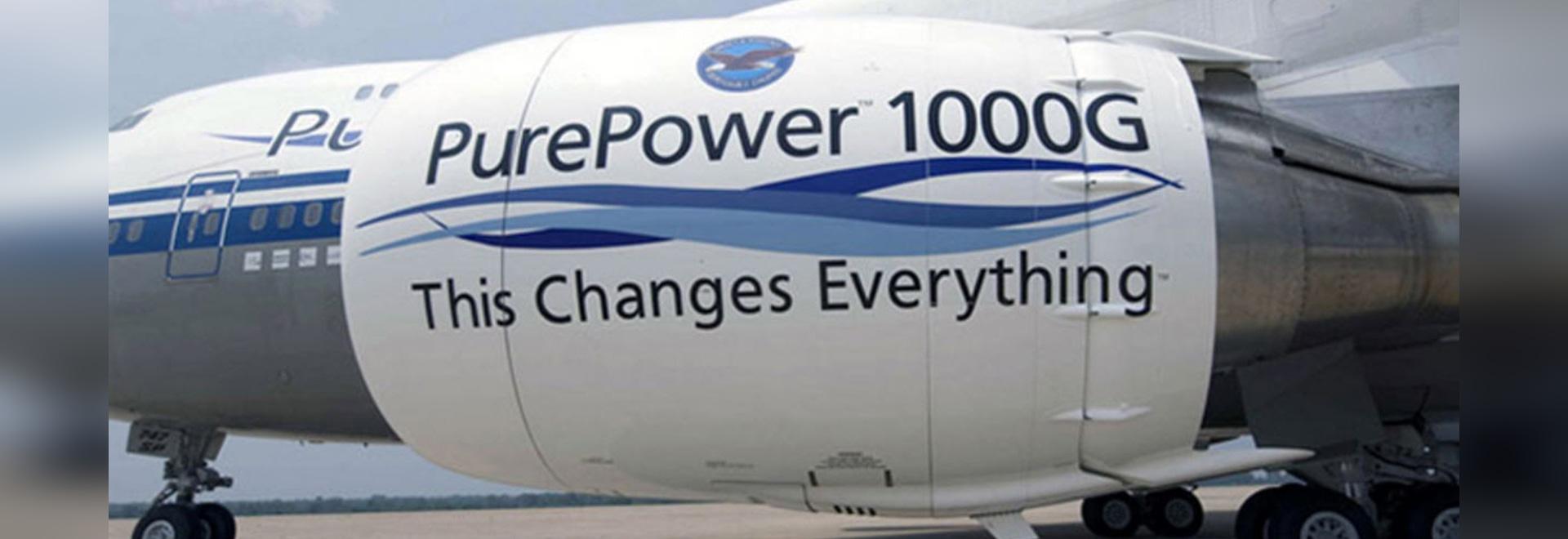 Pratt & Whitney's Revolutionary PurePower® Geared Turbofan