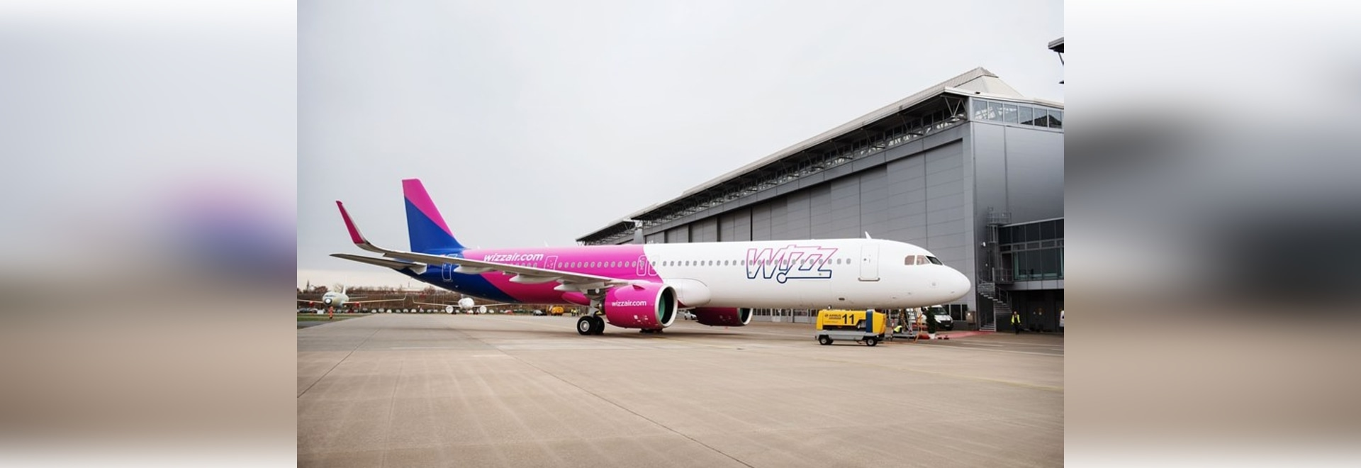 Pratt & Whitney to power Wizz Air's 166 Airbus A320neo aircraft