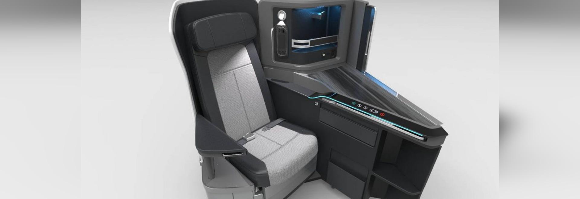 Premium class seat mitigates airlines' operation costs