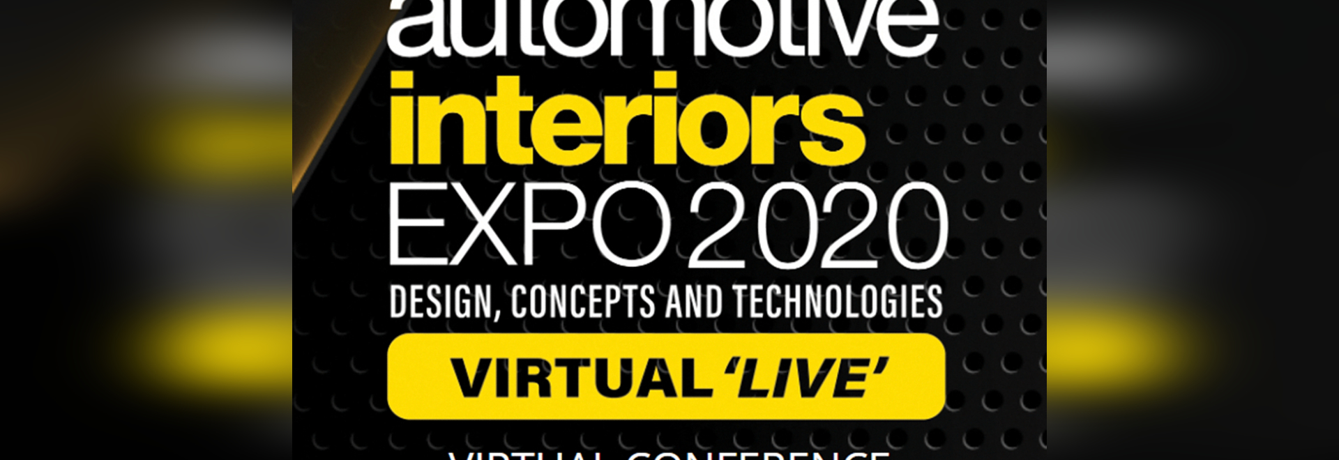 """Radiant Sponsors Automotive Interiors Virtual """"Live"""" Conference Featuring a Technical Program from Industry Leaders"""